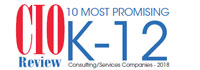 10 Most Promising K-12 Consulting/Services Companies - 2018